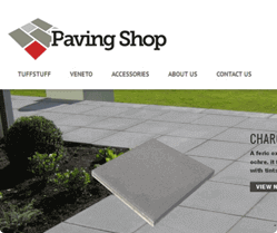 Paving Shop - The Perfect Online Store for Quality Paving Product